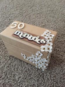 50 Memories